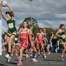 South Coast State Age 2016 - Netball Queensland State Age Championships 2016