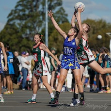 Hervey Bay State Age 2016 - Netball Queensland State Age Championships 2016