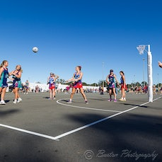 Caloundra Country Carnival 2016 - Netball Queensland Country Carnival 2016