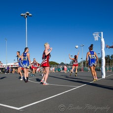 Gladstone Country Carnival 2016 - Netball Queensland Country Carnival 2016