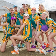 Around the Courts & Presentations Country Carnival 2016 - Netball Queensland Country Carnival 2016