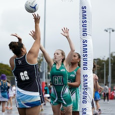 Ipswich Country Carnival 2016 - Netball Queensland Country Carnival 2016