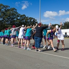 Maryborough Country Carnival 2016 - Netball Queensland Country Carnival 2016