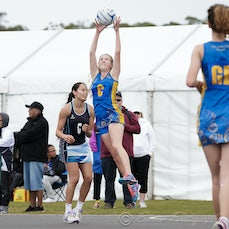 Townsville Country Carnival 2016 - Netball Queensland Country Carnival 2016