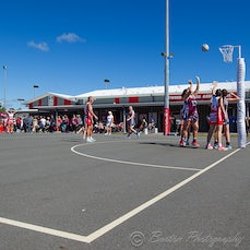 Rockhampton Country Carnival 2016 - Netball Queensland Country Carnival 2016