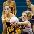 2017 Firebirds vs Lightning Preseason 28/1/2017 - Lorna Jane Firebirds vs Sunshine Coast Lightning preseason game played at Ormiston College 28/1/2017