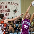 20170219 Fusion vs Storm - 2017 Australian Netball League Round 1, Game 2, Queensland Fusion vs Northern Territory Storm 19/2/2017