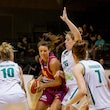 WNBL Logan vs West Coast - WNBL Logan Thunder vs West Coast Waves
