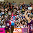 Netball Qld Firebirds vs NSW Swifts Pre-season - Netball Qld Firebirds vs NSW Swifts Pre-season 9/2/2014