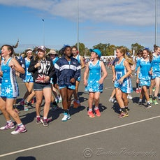 Toowoomba State Age 2016 - Netball Queensland State Age Championships 2016