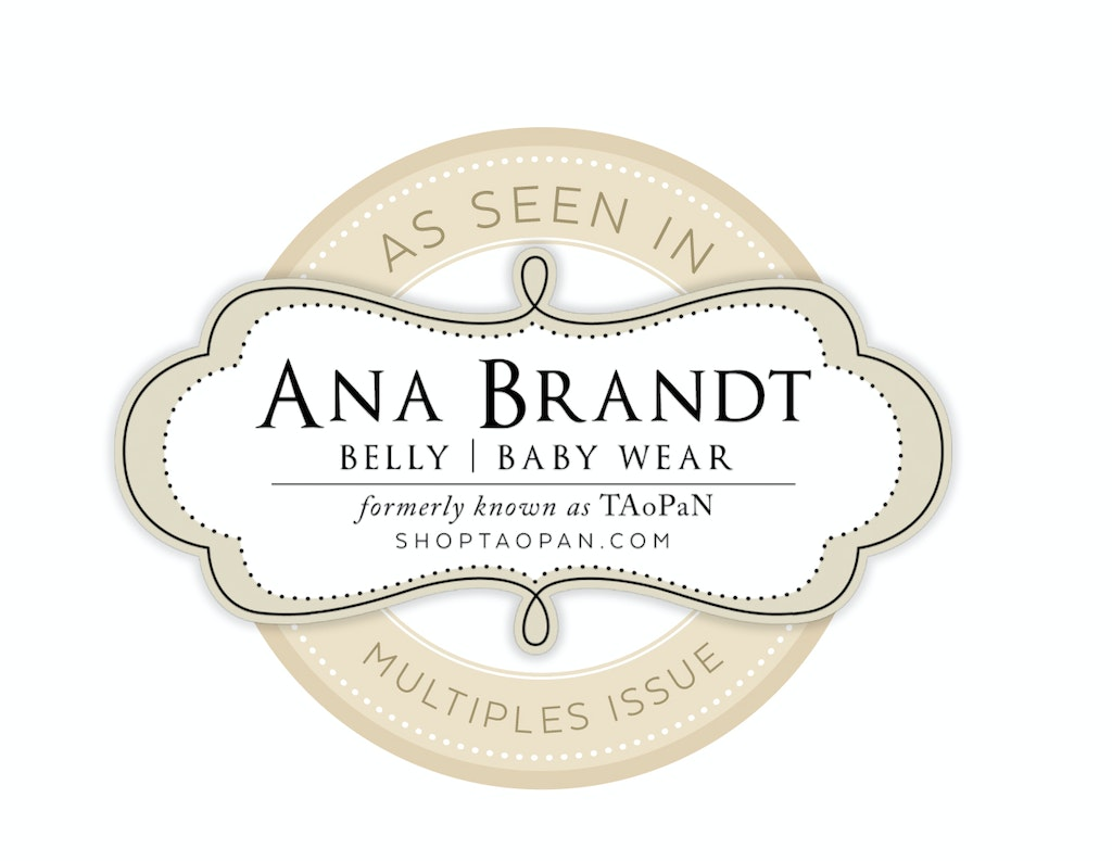 Ana Brandt Multiples Badge