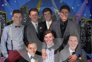 Downlands Formal 2012