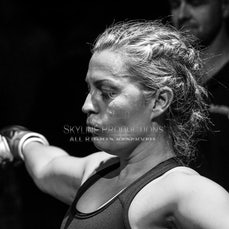Wimp 2 Warrior Finale Fight 8 Isabella Troung Vs Kelly Renford