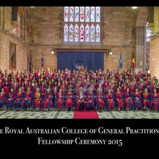 RACGP 2015 - Ceremony - These photos were taken at University of Sydney for the RACGP Fellowship & Awards ceremony 2015