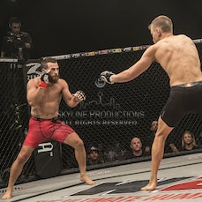 Wimp 2 Warrior Finale S4 Fight 1 Vince Paciullo Vs Jack Peto - Photos taken from the Wimp 2 Warrior series 4 finale at Luna Park's Big Top in Sydney on...