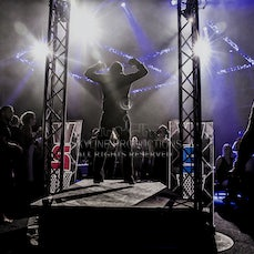 Wimp 2 Warrior Finale S4 Fight 12 Violet Biddlecombe Vs Olivia Barriati - Photos taken from the Wimp 2 Warrior series 4 finale at Luna Park's Big Top in...
