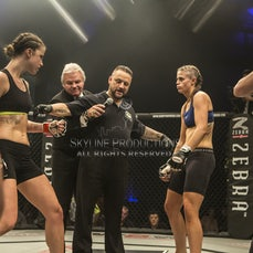 Wimp 2 Warrior Finale S4 Fight 2 Louise Couley Vs Emma Von Ryan - Photos taken from the Wimp 2 Warrior series 4 finale at Luna Park's Big Top in Sydney...