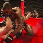 Brace 44 - Simon Carson vs Michael McDaniel - Photo taken from Brace 44 held on 8th October 2016 at Southport RSL, Gold Coast.