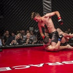 Brace 44 - James Londrigan Vs Joel Kendrick - Photo taken from Brace 44 held on 8th October 2016 at Southport RSL, Gold Coast.