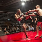 Brace 44 - Paul Loga vs Dalton Jenkins - Photo taken from Brace 44 held on 8th October 2016 at Southport RSL, Gold Coast.