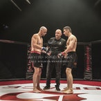 Brace 45 - Matt Oliver vs Aladdin Daghestani - Photo taken from Brace 45 held on 26th Novembee 2016 at Australian Institute of Sport Canberra