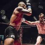 Brace 45 - Darwin Sugarit vs Richie Ivory - Photo taken from Brace 45 held on 26th November 2016 at Australian Institute of Sport Canberra