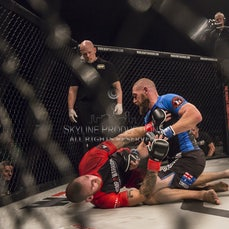 Wimp 2 Warrior Finale S5 Fight 6 Adrian Culleton vs Willie Simpson - Photos taken from the Wimp 2 Warrior series 5 finale at Luna Park's Big Top in Sydney...