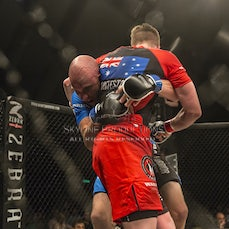 Wimp 2 Warrior Finale S5 Fight 8 Benny Taylor vs Peter Hilyard - Photos taken from the Wimp 2 Warrior series 5 finale at Luna Park's Big Top in Sydney...