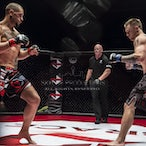 Brace 47 - Rick Alchin vs David Francis - Photos taken from Brace 47 held on 18th of March 2017 at Big Top Luna Park Sydney