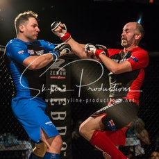 Will Currie vs Graham Christy Wimp2Warrior Finale S6 - Photos taken from the Wimp 2 Warrior series 6 finale at North Sydney Leagues Club Cammeray on the...