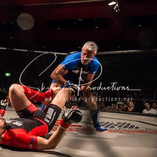 Jaimie Whitham vs Joe Westbrook Wimp 2 Warrior Finale S6 - Photos taken from the Wimp 2 Warrior series 6 finale at North Sydney Leagues Club Cammeray on...