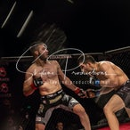 Brace 51 - Mahammad Alavi vs James Vandarakis - Photos taken from Brace 51 held on 28th of October 2017 at Luna Park Big Top