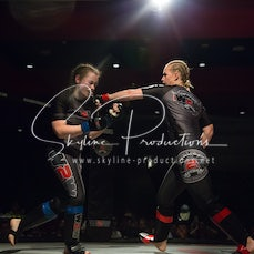 Alex Szonyi vs Anna Donald Wimp 2 Warrior Finale VT1 - Photos taken from the Wimp 2 Warrior Finale VT1 at Norths Cammeray in Sydney on the 9th of December...