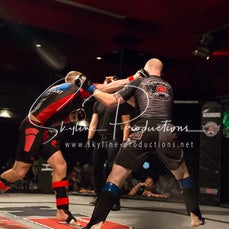 Andrew Latham vs Willie Simpson Wimp 2 Warrior Finale VT1 - Photos taken from the Wimp 2 Warrior Finale VT1 at Norths Cammeray in Sydney on the 9th of...