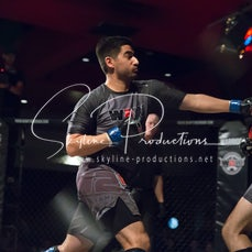 Mykel Glanville-Wiliams vs Dylan Thomas Wimp 2 Warrior Finale VT1 - Photos taken from the Wimp 2 Warrior Finale VT1 at Norths Cammeray in Sydney on the...