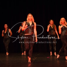 Back To Black - Dance Works Studio End Of Year Dance Concert on the 17th of December
