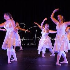 Bodyguard Medley - Dance Works Studio End Of Year Dance Concert on the 17th of December