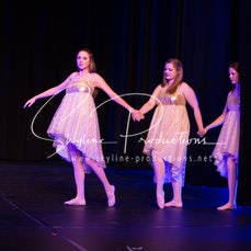 Fields Of Gold - Dance Works Studio End Of Year Dance Concert on the 17th of December