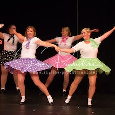 Great Ball Of Fire - Dance Works Studio End Of Year Dance Concert on the 17th of December