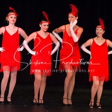 Puttin On The Ritz - Dance Works Studio End Of Year Dance Concert on the 17th of December