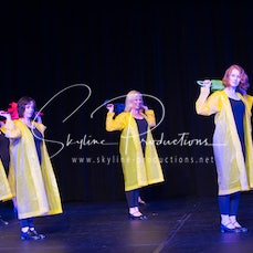 Singin In The Rain - Dance Works Studio End Of Year Dance Concert on the 17th of December
