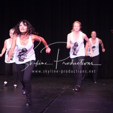 Suicide Blonde - Dance Works Studio End Of Year Dance Concert on the 17th of December