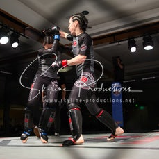 Lianna-Rose McKinney vs Gill Raymond  W2W Synergy Series 1 - Photos taken from the Wimp 2 Warrior  Synergy Finale Series 1 at the Hellenic Club Canberra...