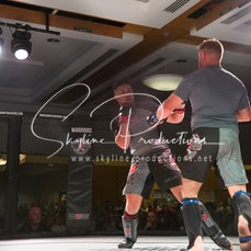 Alex Creighton vs Astyn Leatherby  W2W Synergy Series 1 - Photos taken from the Wimp 2 Warrior  Synergy Finale Series 1 at the Hellenic Club Canberra at...