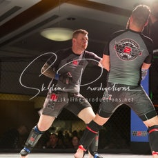 Martin Andrews vs David Waters W2W Synergy Series 1 - Photos taken from the Wimp 2 Warrior  Synergy Finale Series 1 at the Hellenic Club Canberra at the...