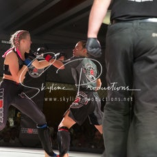 Katie Howard vs Erin Slater W2W Synergy Series 1 - Photos taken from the Wimp 2 Warrior  Synergy Finale Series 1 at the Hellenic Club Canberra at the 23rd...
