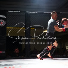 Brad Smith vs Dean Vasileski W2W Synergy Series 1 - Photos taken from the Wimp 2 Warrior  Synergy Finale Series 1 at the Hellenic Club Canberra at the...