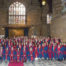 University Of Sydney 2012 - These photos were taken at the University of Sydney on 11 November, 2012. The event was  for the Graduates from the school...