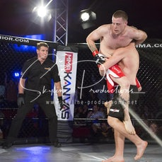 Wimp 2 Warrior Finale - J. Russell Vs J. Thorburn - The photos were taken at the Wimp 2 Warrior season finale. The Weigh Ins took place on the 19th of...