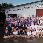 St Margarets Rowing Group 2015
